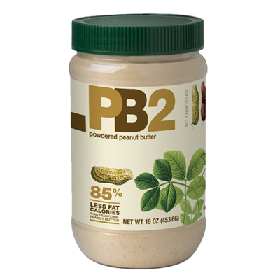 PB2 POWDER PEANUT BUTTER, 453g (1lb Jar) - Natural