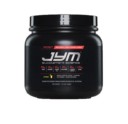 JYM Supplements-Jym Carb 30 serv