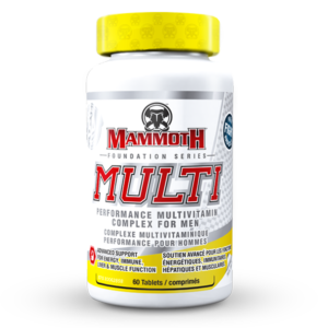 Mammoth Multivitamin 60ct