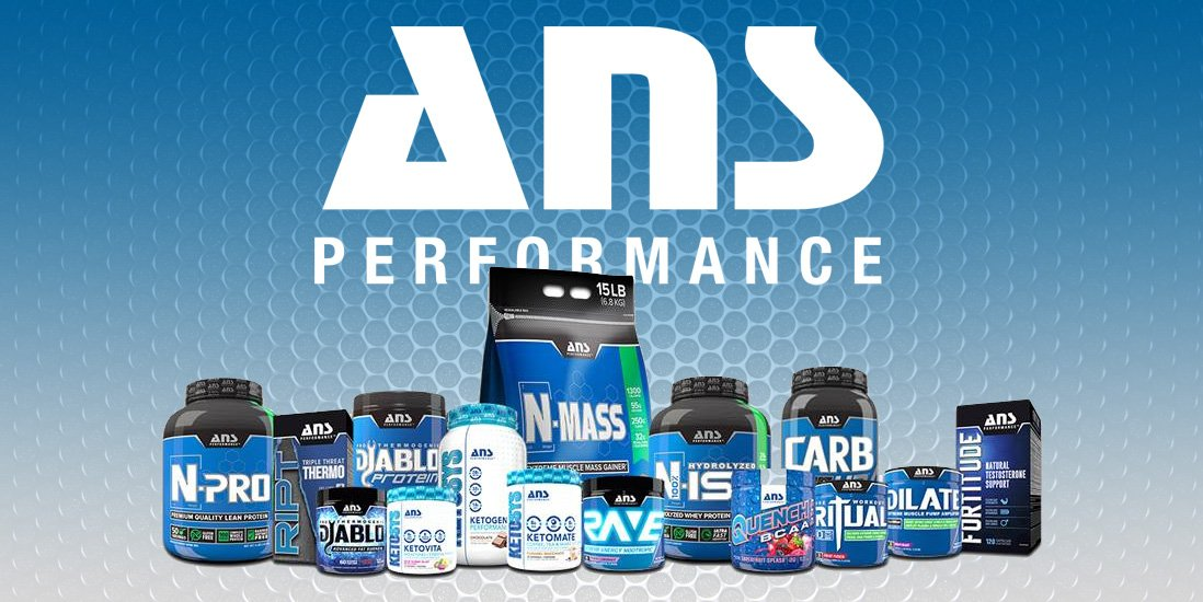 ANS Performance Supplements Canada